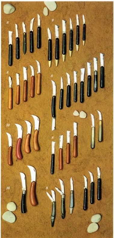 coltelli per innesto